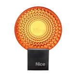Cигнальная лампа со встроенной антенной, 24В, оранжевая NICE EL24