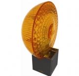 Cигнальная лампа со встроенной антенной, 12В, оранжевая NICE ELB