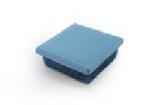Заглушка 20x20 для калиток OTA Carddex G11168/G12168