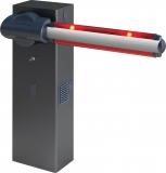 Автоматический шлагбаум BFT MOOVI 30 (с овальной стрелой), 4,6 м