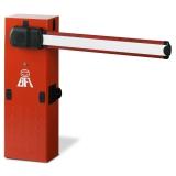 Автоматический шлагбаум BFT MOOVI 30S скоростной (стрела 3,4 м), 3,4 м