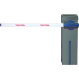 Автоматический шлагбаум BFT GIOTTO 30 BT (c овальной стрелой), 4,6 м