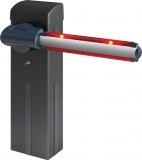 Автоматический шлагбаум BFT GIOTTO 30 BT (c прямоугольной стрелой), 4,6 м