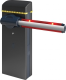 Автоматический шлагбаум BFT MICHELANGELO 80, 8,8 м